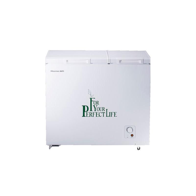 冰箱冰柜海信冷柜bcd-186nu